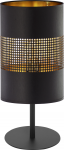 Lampka nocna do jadalni TK Lighting BOGART BLACK 5058
