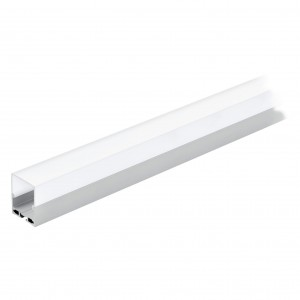 Listwa do taśm LED 100 cm aluminiowa Eglo SURFACE PROFILE 6 99006