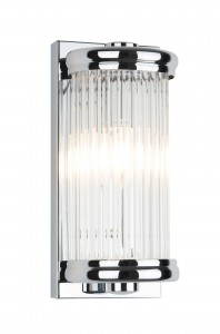 Lampa ścienna chromowana Maxlight New York W0270